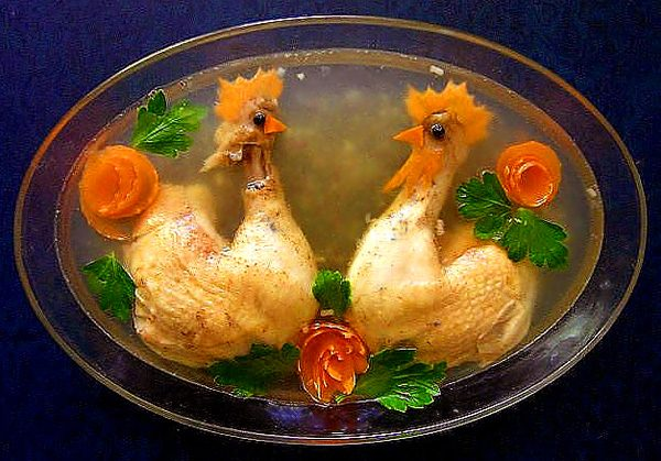 kocsonya-csirke