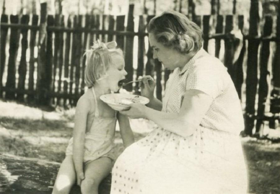 Szokások, amelyeket 30-40 év még minden szülő csinált. Van még valaki, aki ma is ezt teszi?