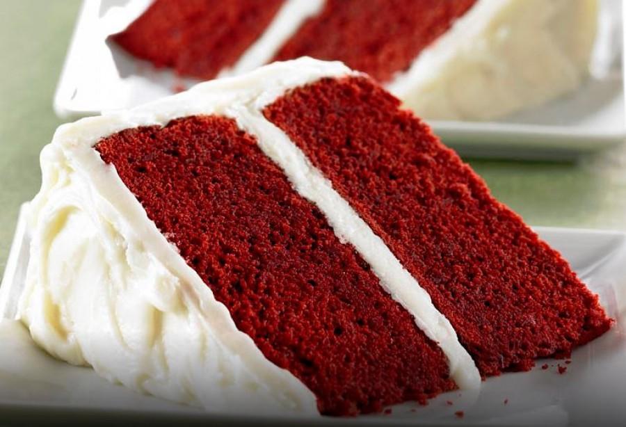 Vörös bársony torta - végtelenül egyszerű elkészíteni