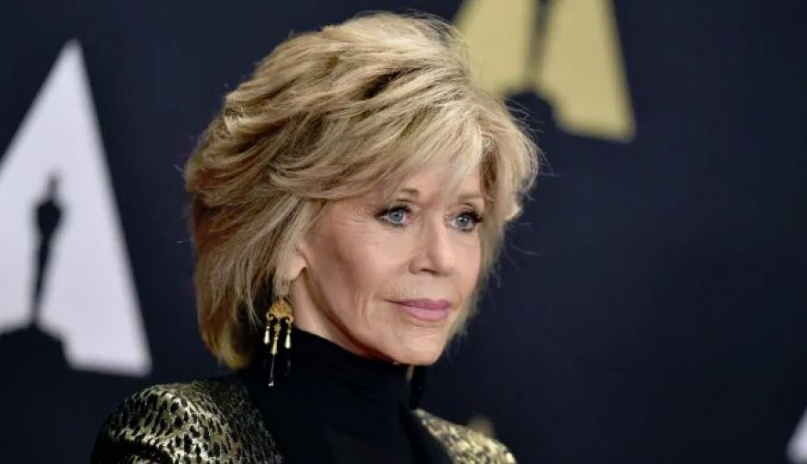 Jane Fonda: Ne gondoljatok arra, hogy mindent amit megspóroltatok a gyerekeitekre és az unokáitokra hagytok!
