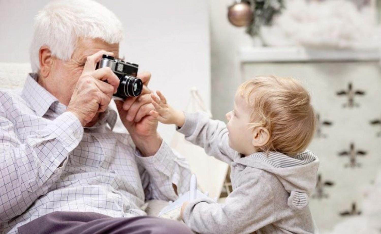 Drága nagymama és nagypapa! Köszönöm, hogy megédesítettétek gyerekkoromat!