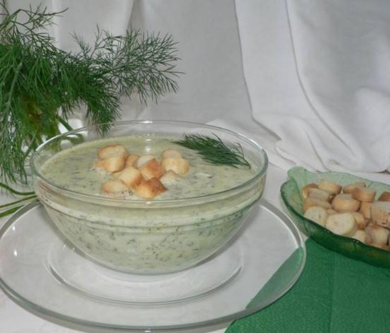 Tejfölös kaporleves - egészséges és finom