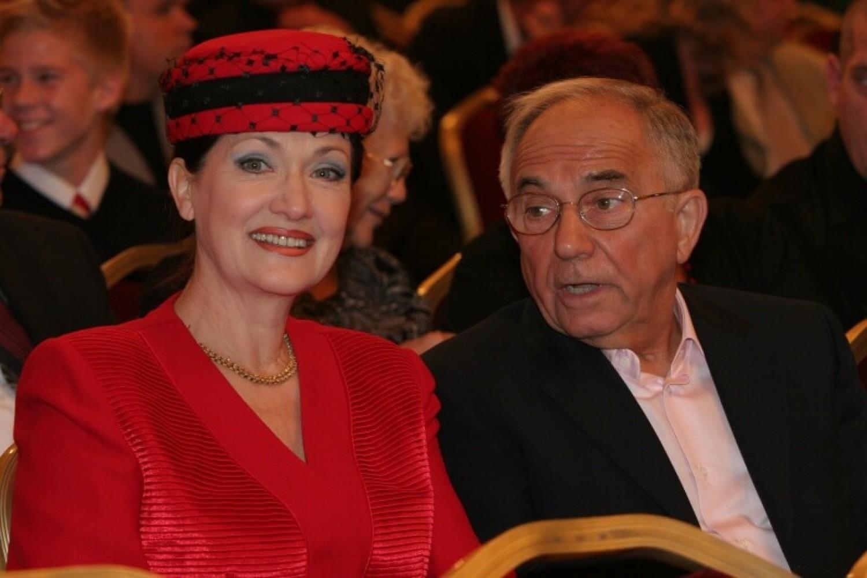 87 évesen válik Vitray Tamás és Kállay Bori