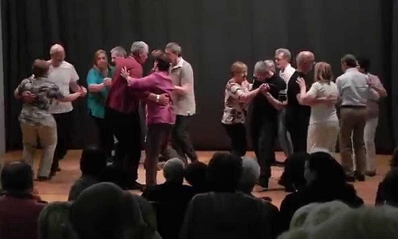 Gyógyító tánc Parkinsonos betegeknek