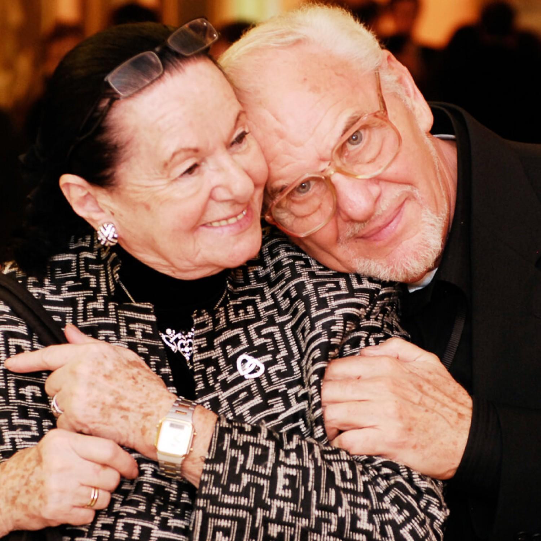 Szívszorító: így búcsúzik feleségétől Müller Péter