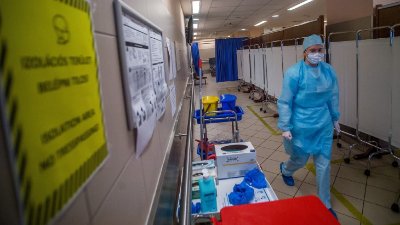 Ezek a legfrissebb adatok: megugrott a betegek száma Magyarországon