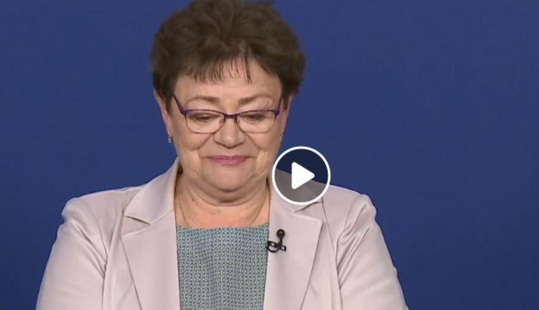 Müller Cecília élő adásban köszöntötte fel édesanyját