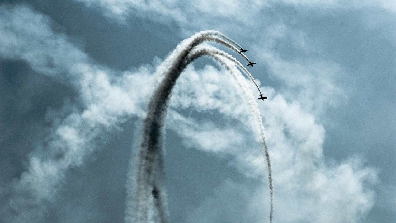 Repülők lepik el az ország egét Trianon századik évfordulójának tiszteletére