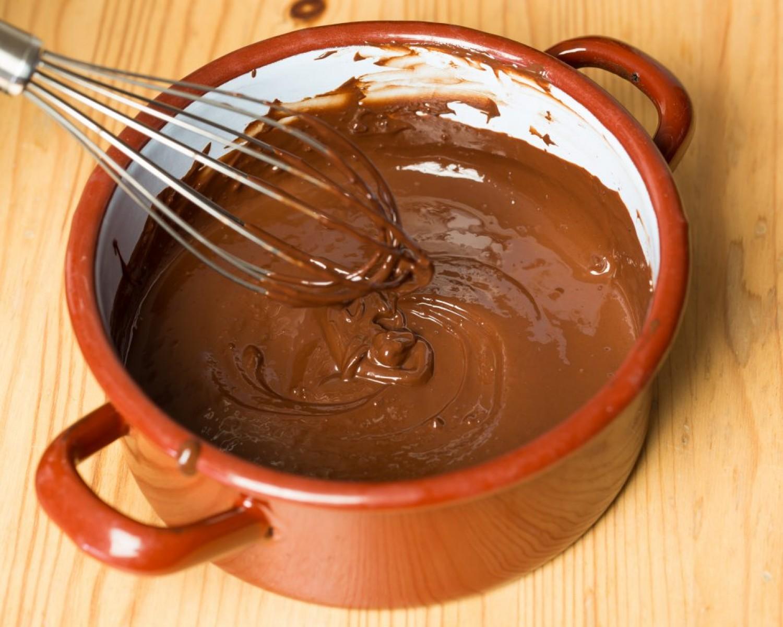 Békebeli csokoládékrém