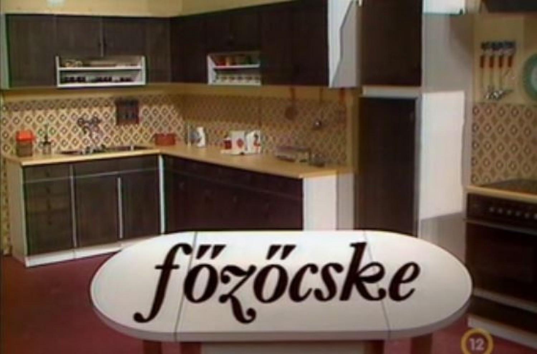 Ilyen volt egy főzős műsor 1982-ben a magyar TV-ben