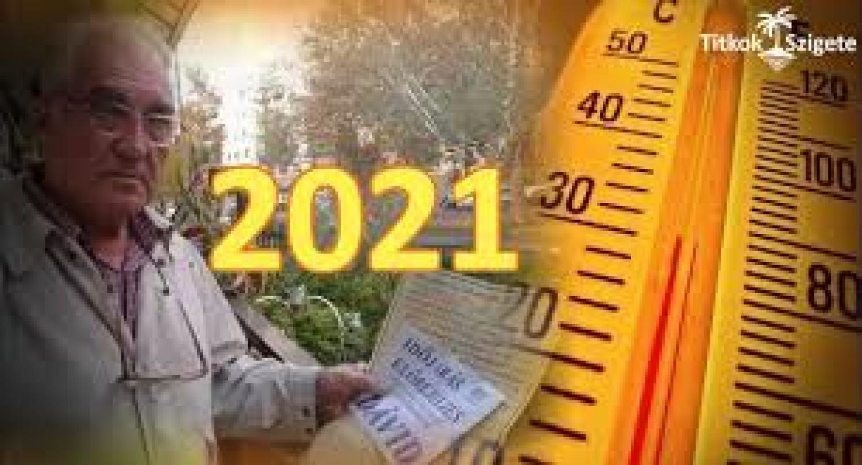 2021-e előrejelzés a Dávid-naptár alapján
