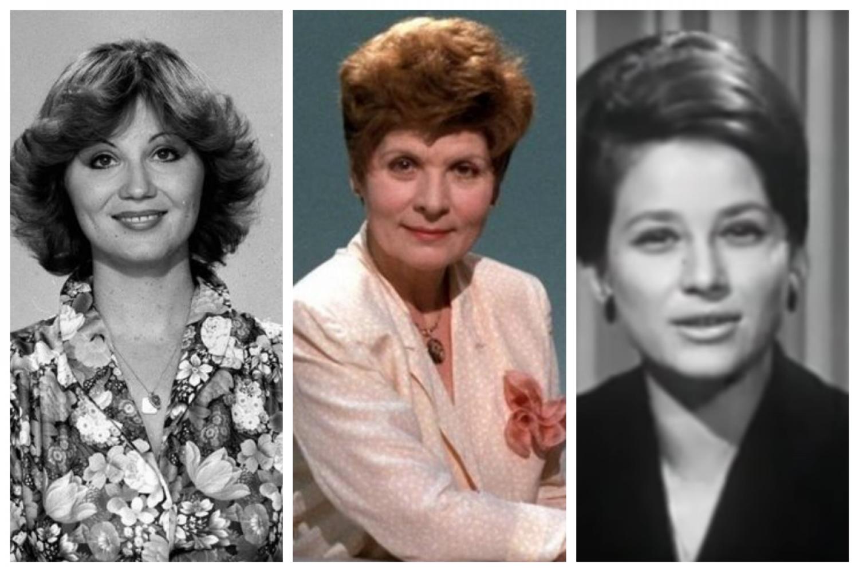 Felismered a legendás TV bemondókat?