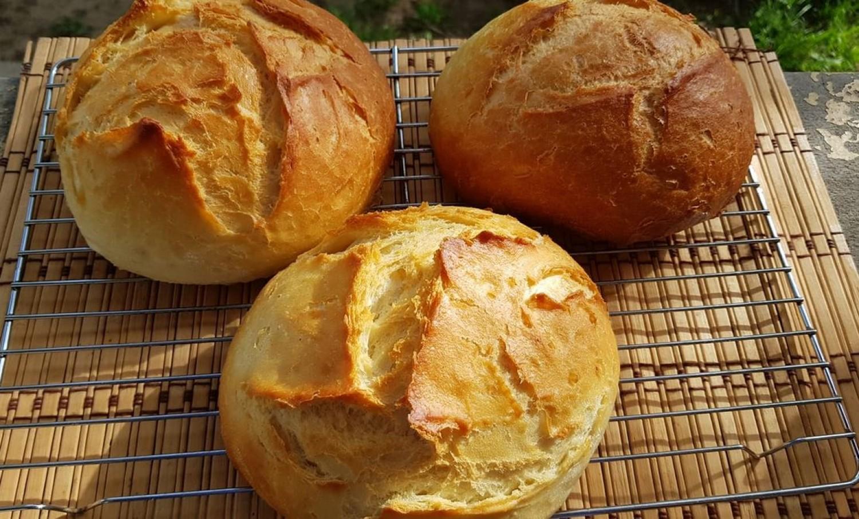 Próbáld ki: sütőzacskóban sült házi kenyér