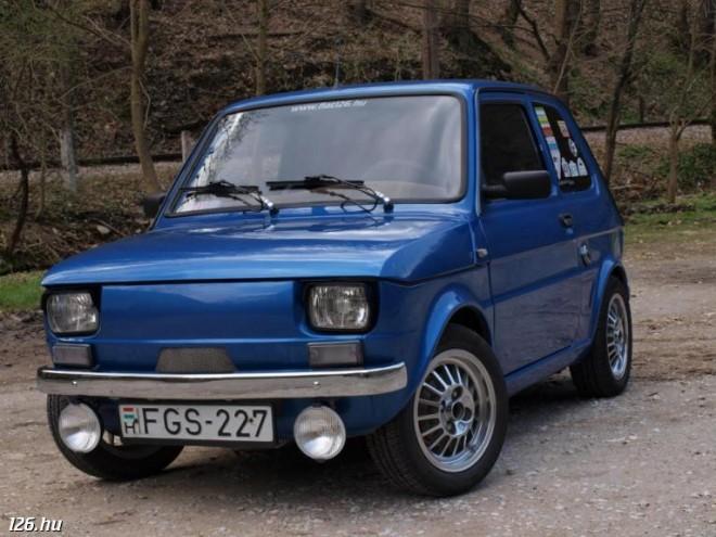 KISPOLSZKI - Az autó, aminek lelke volt!