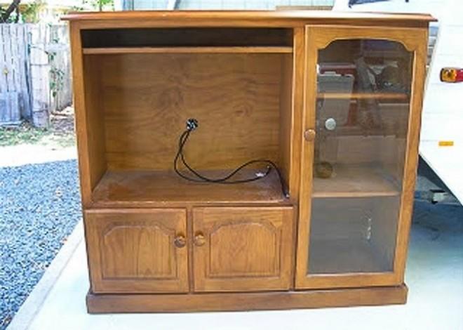 A régi bútor nem értéktelen. Nézd meg mi lett belőle!