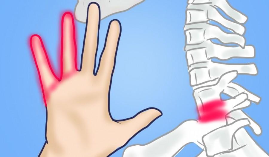 Nem véletlen, ha zsibbad az ujjad! Nézd meg, mire utalhat.