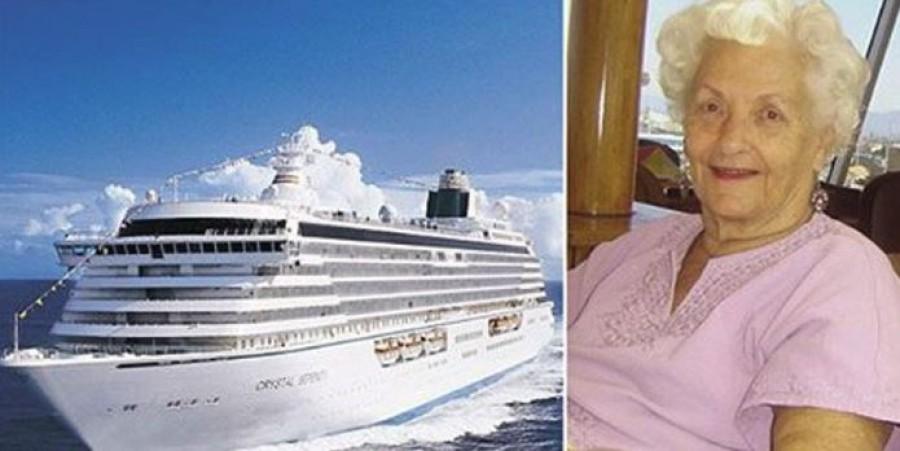 Egy idős hölgy egyedül utazott a tengerjáró hajón. Egy férfi megkérdezte, miért. A válasz elgondolkodtató volt...