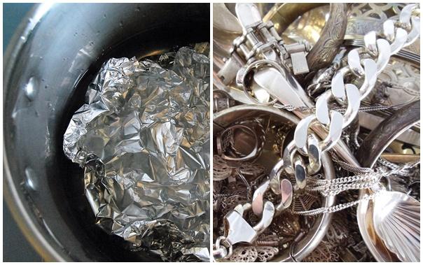Ragyogó lesz az ezüst láncod az egyszerű házipraktikákkal